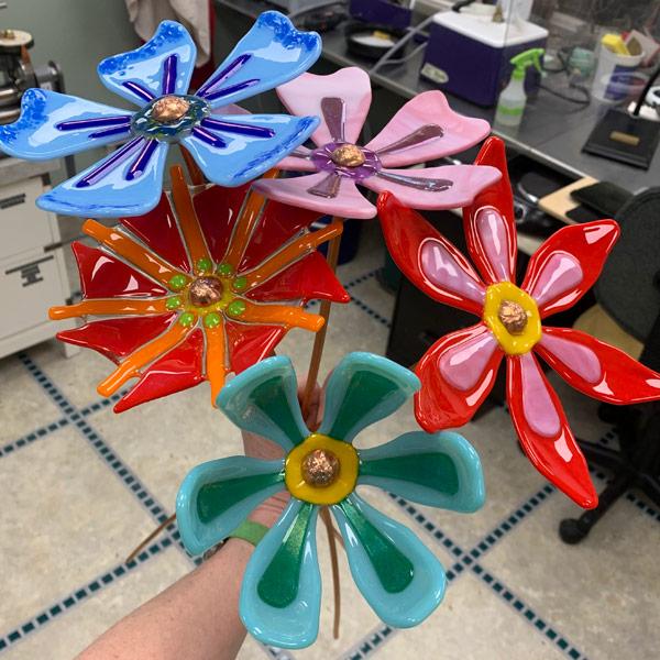 Garden Flower Bunch