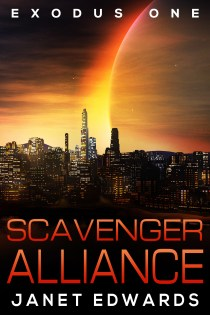 SCAVENGER ALLIANCE NEW COMPLETE
