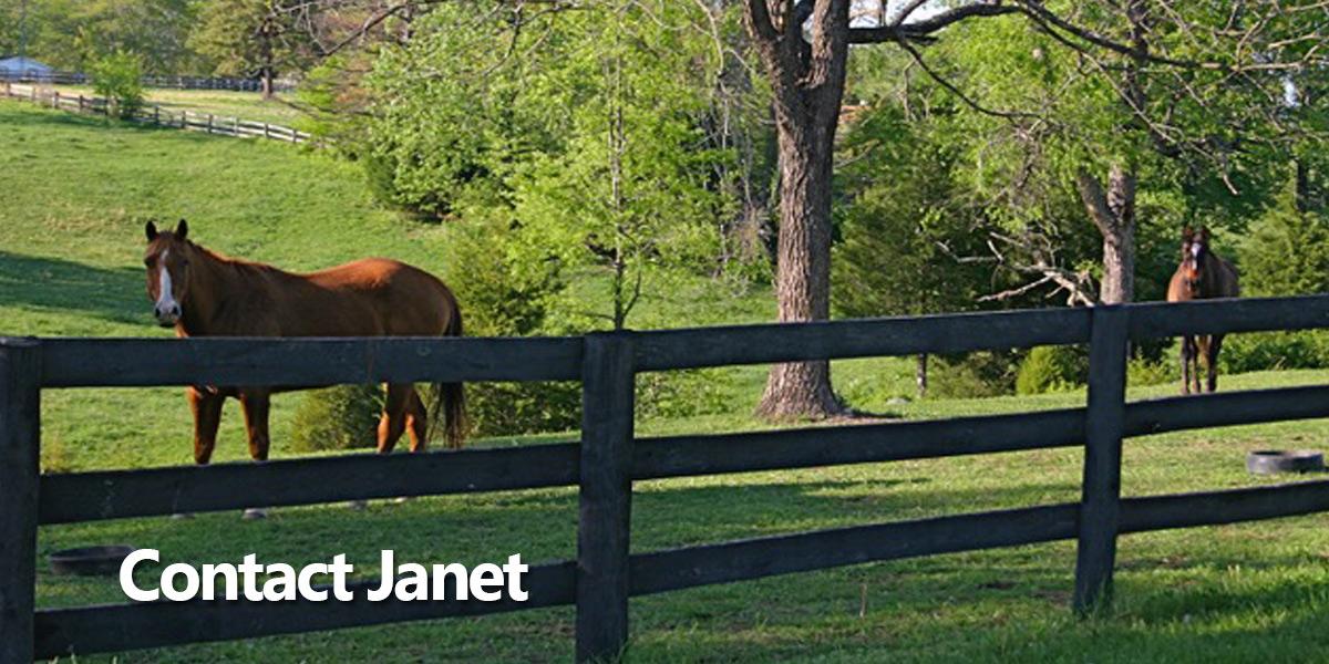 Contact Janet Farrar Worthington