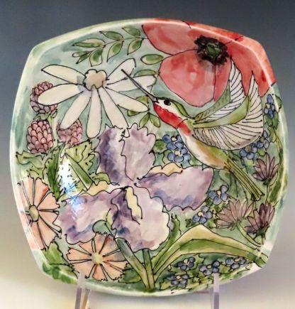Jan Francoeur Celebration Pottery nature series bowl