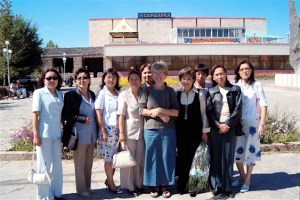 The English teachers of Zhezkazgan Humanitarian College September 1, 2004