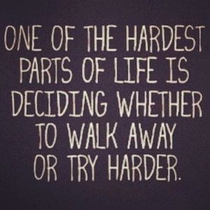 hardest parts of life