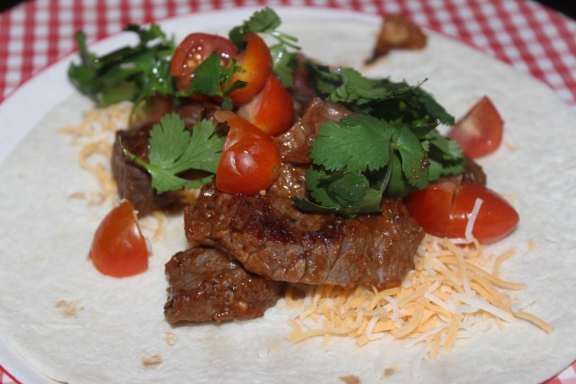 Steak Wrap Recipe