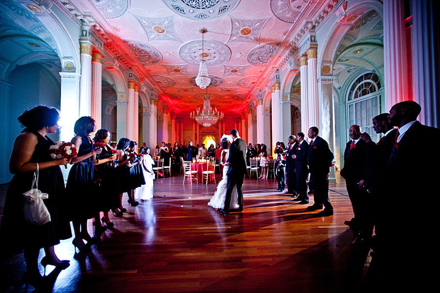 biltmore ballrooms wedding reception