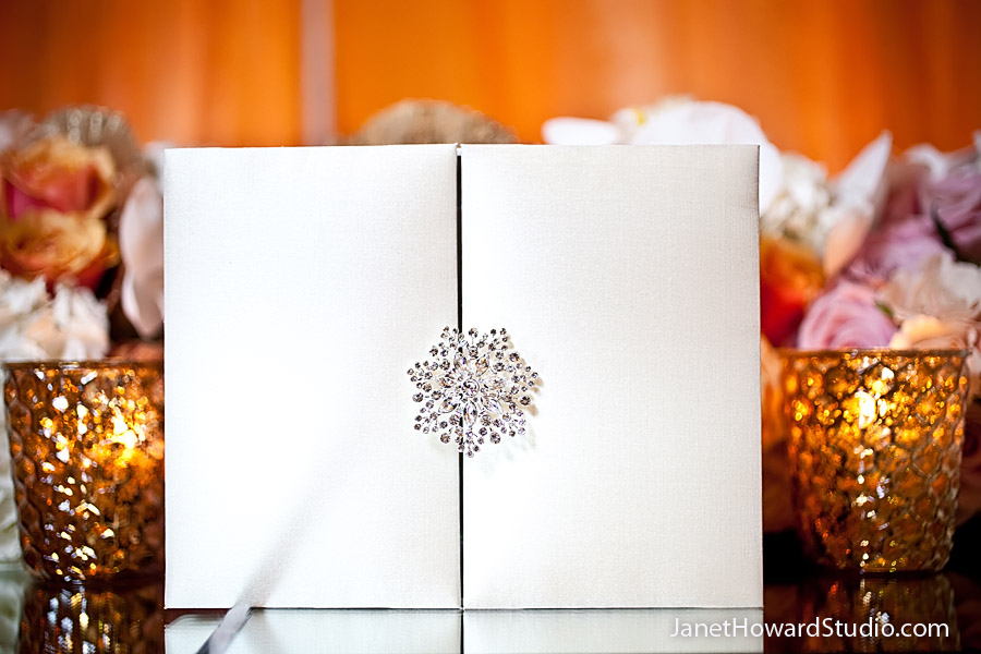 Great Gatsby Wedding Inspiration Invitation