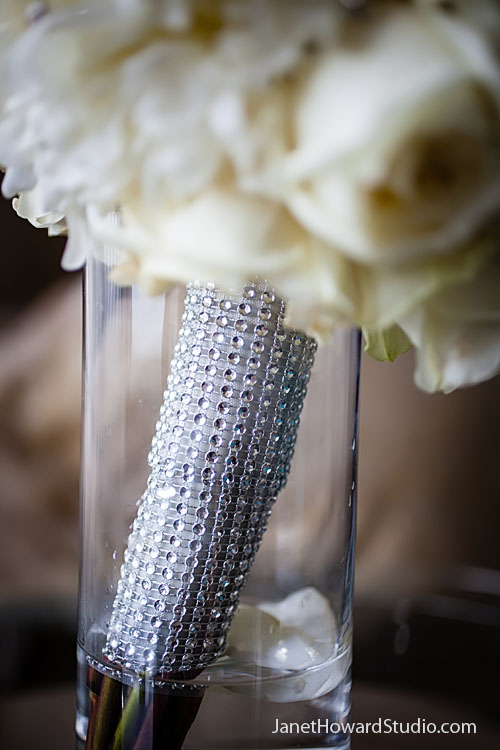 Bling Bouquet wrap