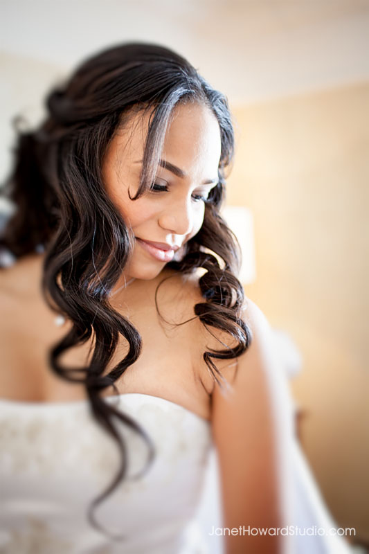 Bride at the St. Regis Atlanta.