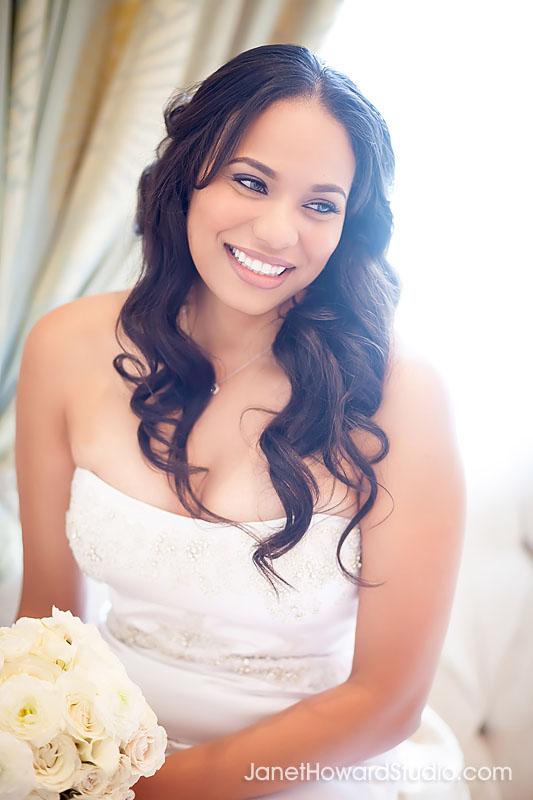 Bride at the St. Regis Atlanta.