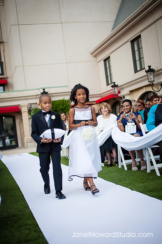 St. Regis Atlanta Wedding Ceremony