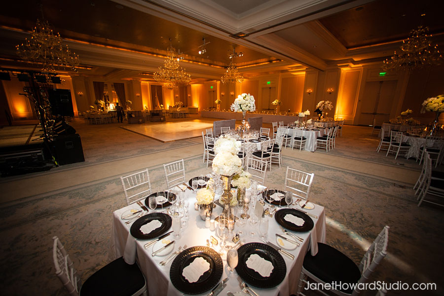 Reception at the St. Regis Atlanta