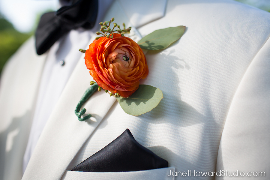 Boutonniere by Unique Floral Expressions