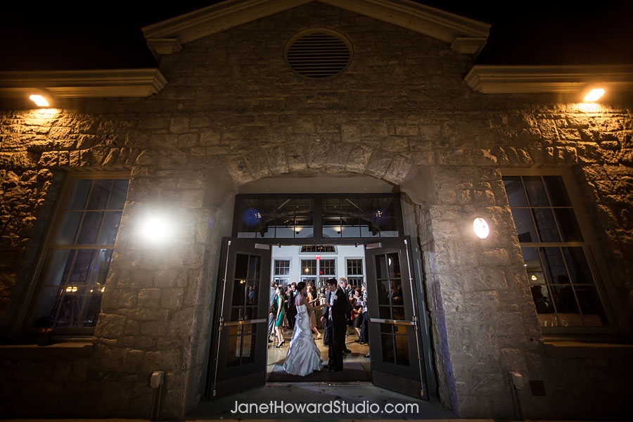 Wedding Reception at Greystone at Piedmont Park