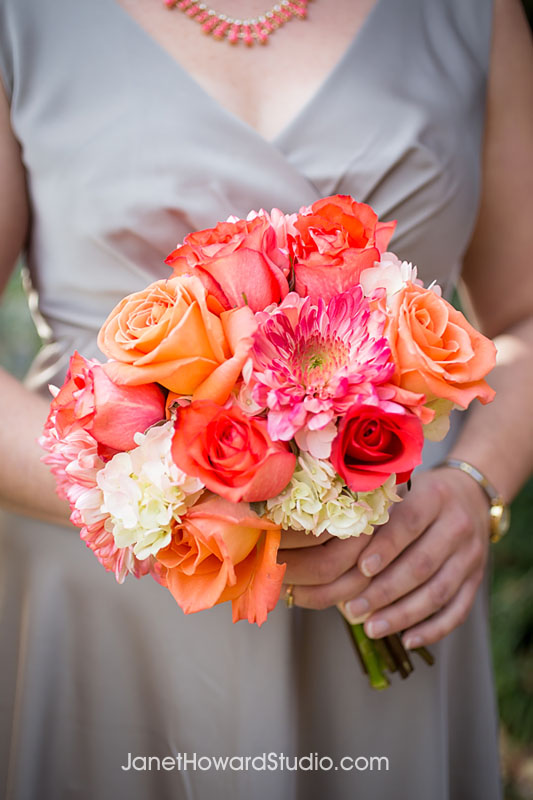 Bridesmaid Bouquet by Stylish Stems