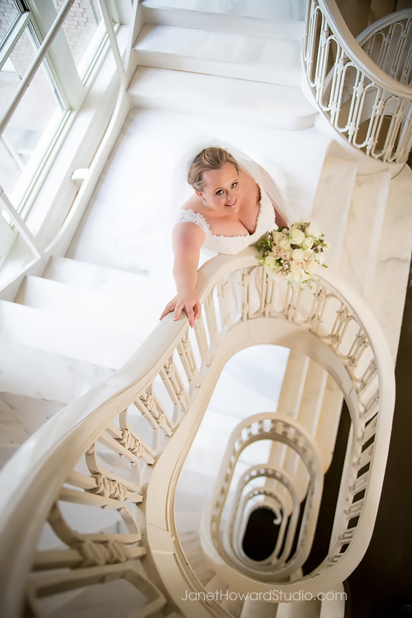 Bride at Georgian Terrace