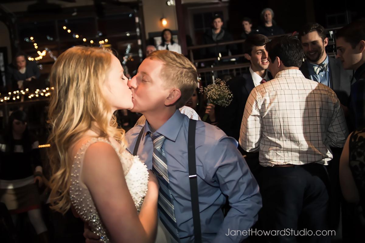 Wedding reception at Graduate Athens