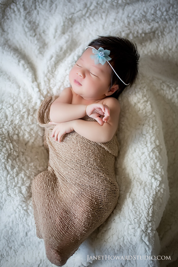 newborn portraits Atlanta