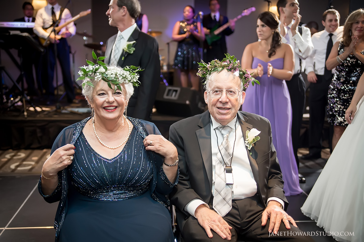 Wedding Reception at Le Meridien Atlanta