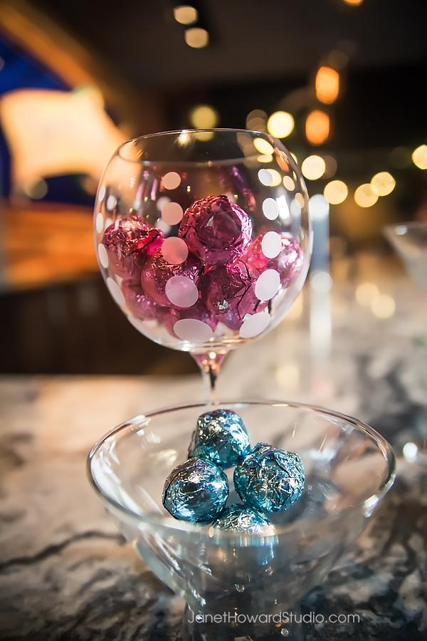 Homemade booze balls