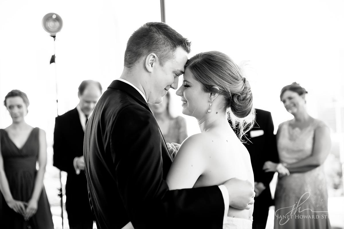 Wedding reception at Ventanas