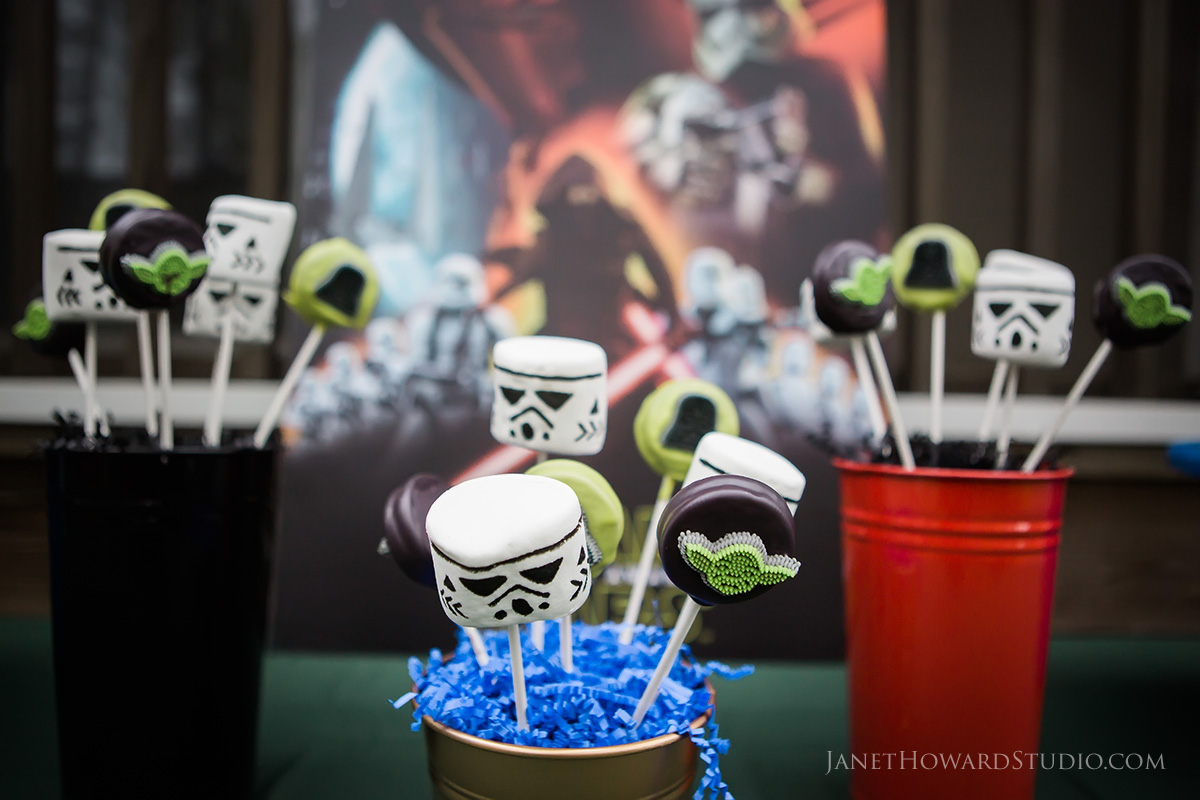 Star Wars Party Treats