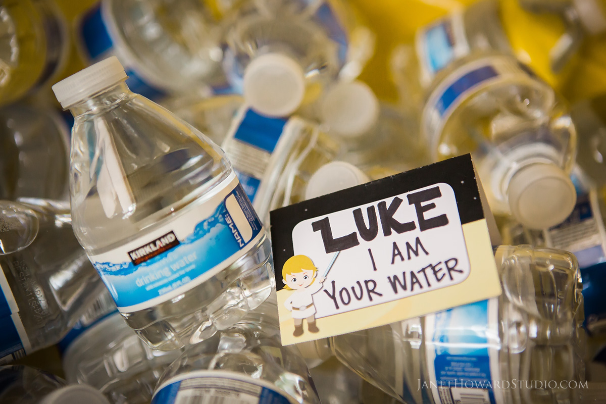 Luke I am your Water