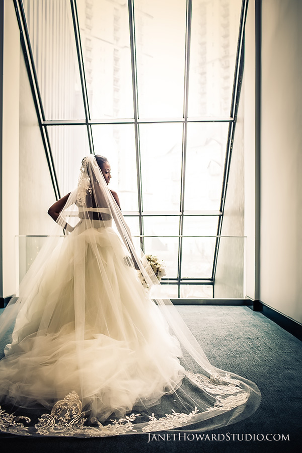 Bride | Wedding photos at W Midtown Atlanta