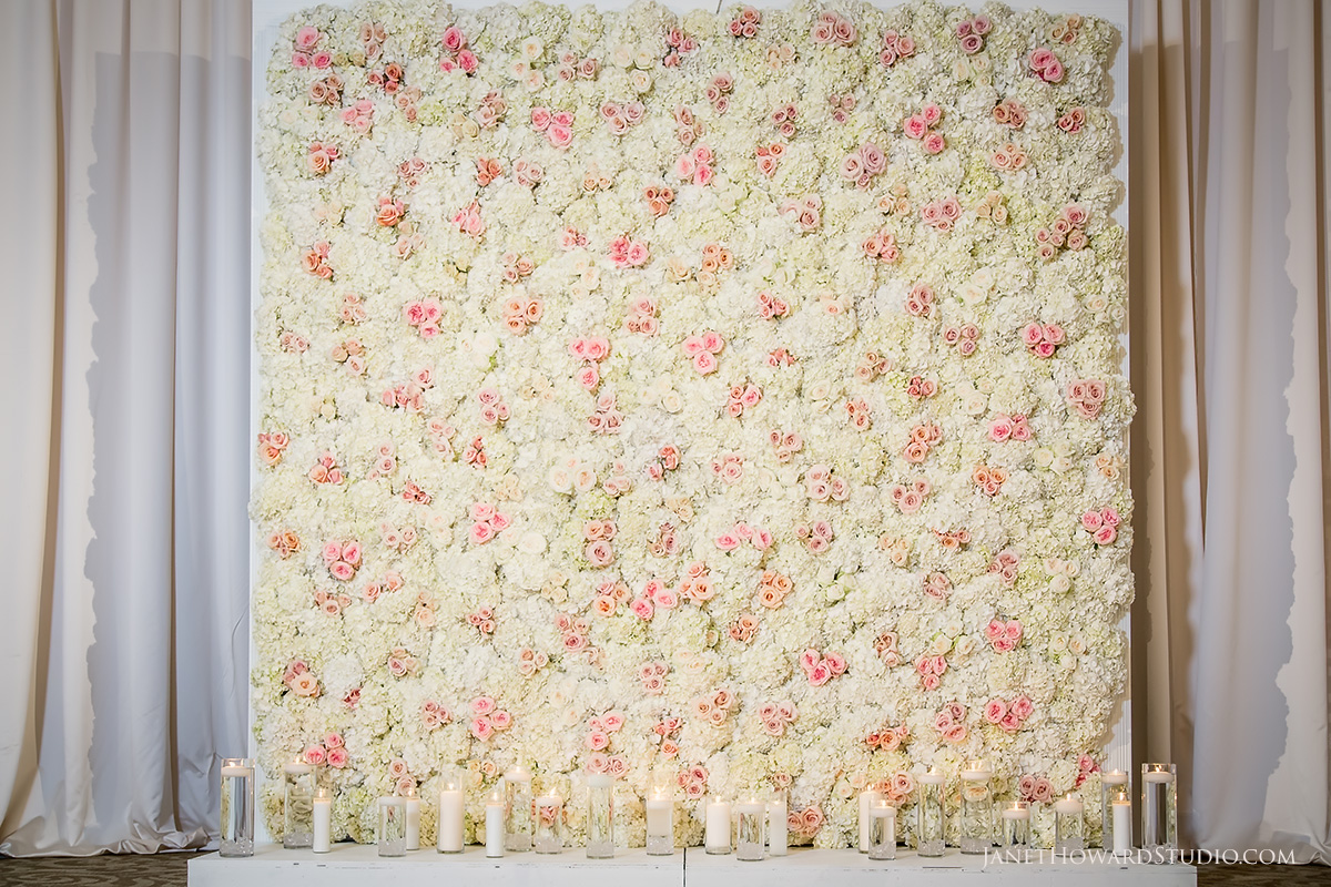 Floral Wall by My Floral Bliss