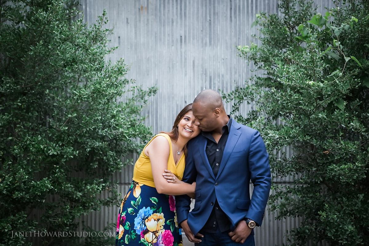 Decatur Square Engagement Photos