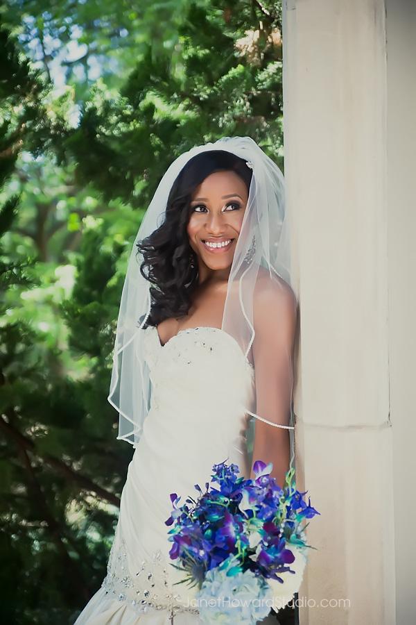 Bride at Callanwolde