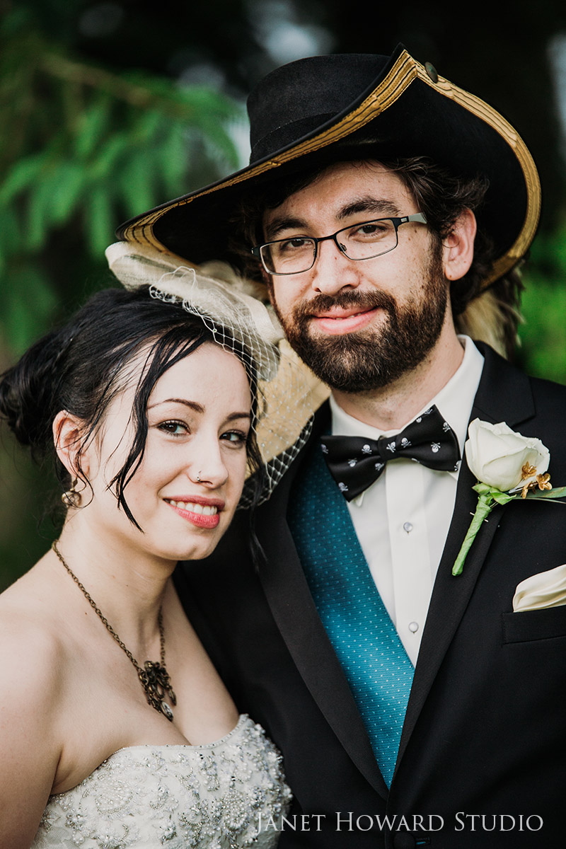 Pirate themed wedding