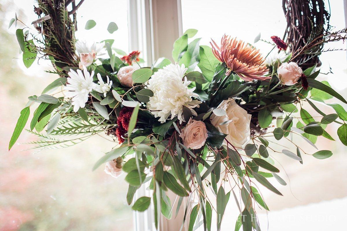 rustic floral