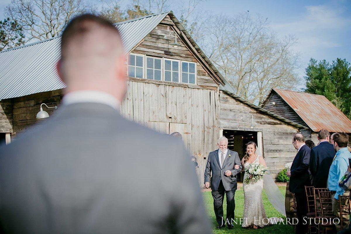 Wedding at West Milford Farm