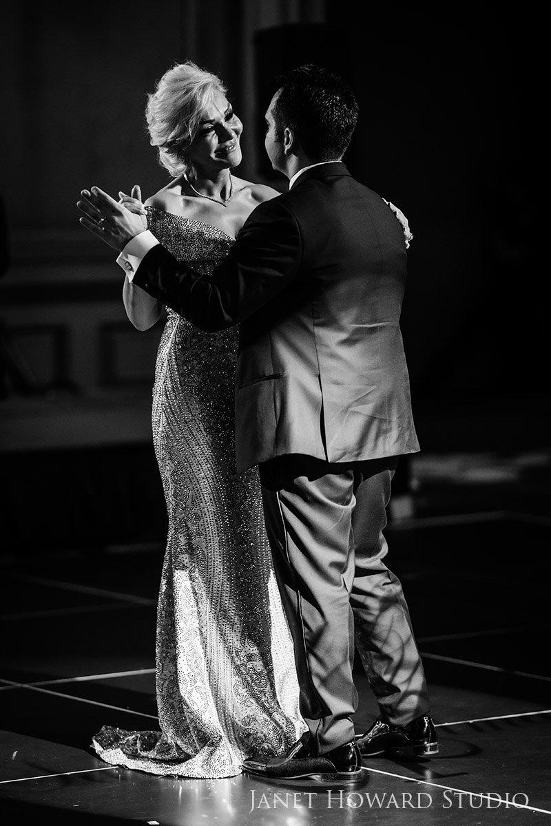 Mother and Groom Wedding Dance