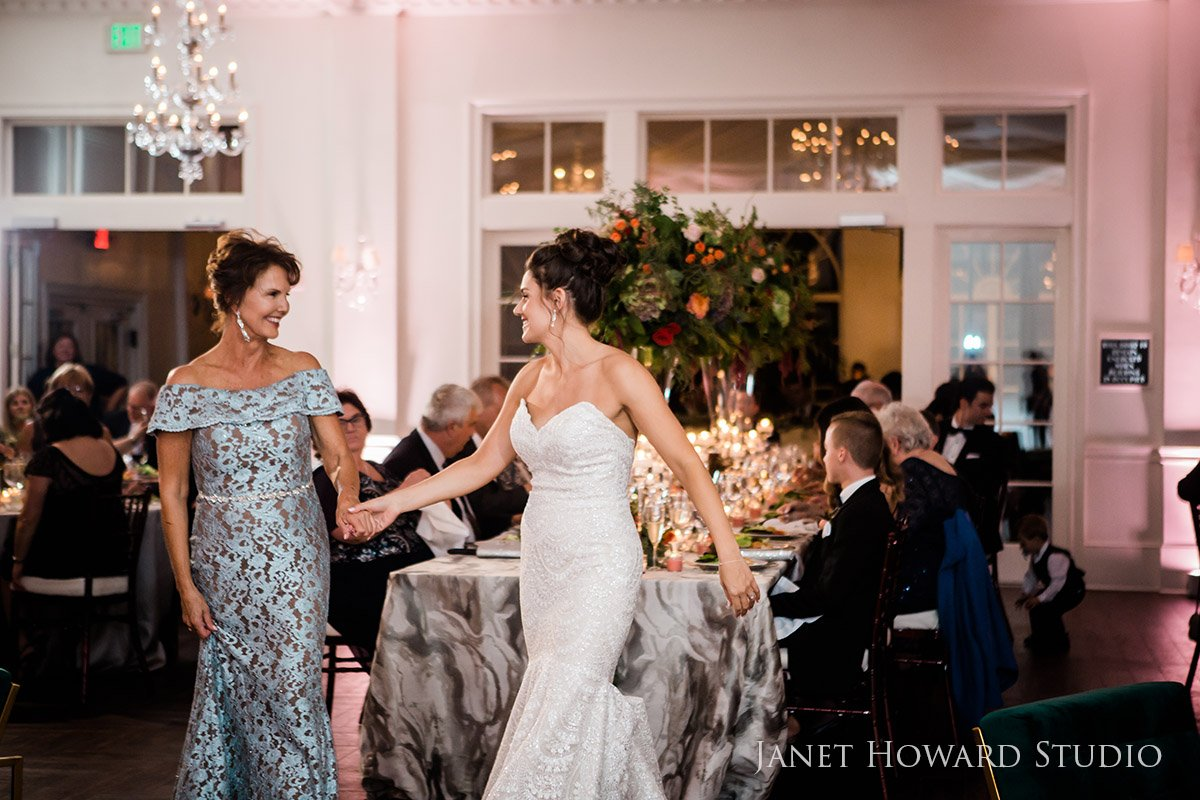 Mother and Daughter Dance Wedding at The Estate Atlanta, Georgia