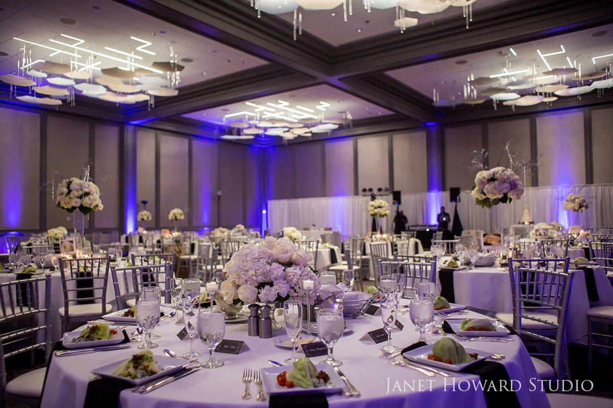 Renaissance Atlanta Waverly, wedding decor