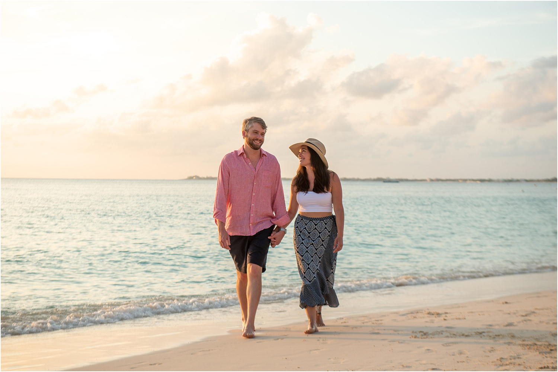 beachcomber grand cayman family portraits