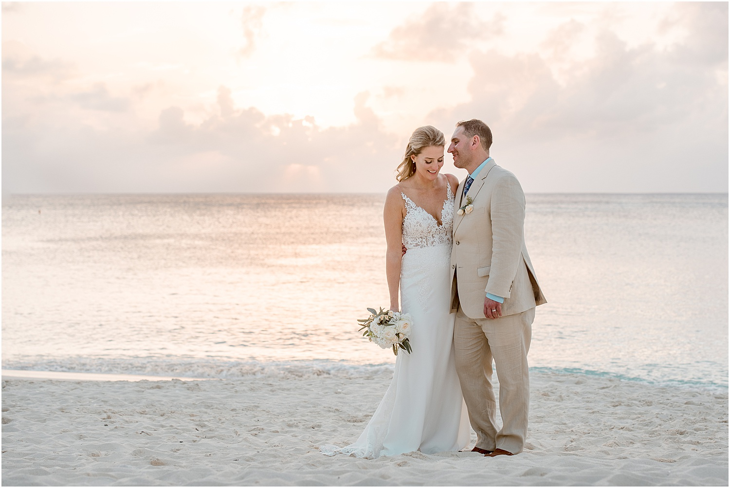 grand cayman wedding photography