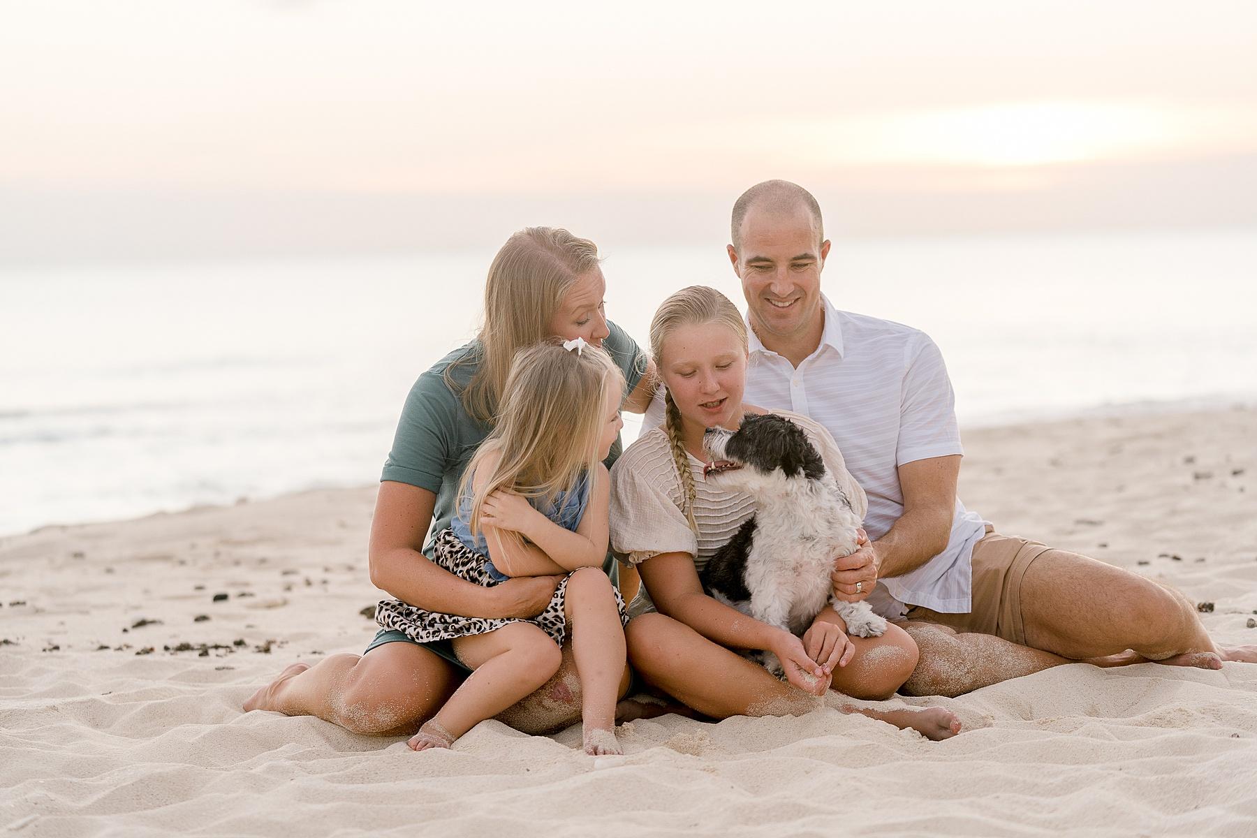 cayman family portraits