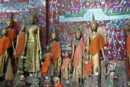Wat Xieng Thong -- notice the beautiful inlay