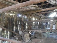Vinales -- tobacco farm drying room