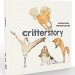 Children's picture book cover design and illustrations