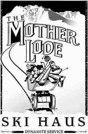 Mother Lode Ski Haus Alta, UT logo
