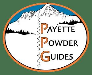 Payette Powder Guides Logo.