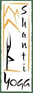 Logo design and digital illustration for yoga and gallery gift shop.