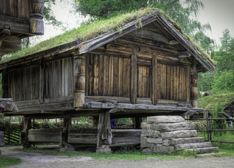 architecture, barn, rural, stilts, traditional, norse, norway