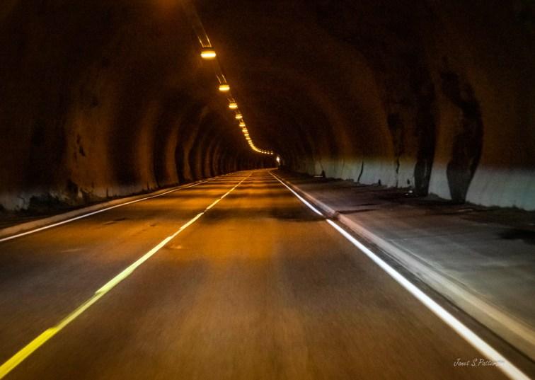 landscape, tunnel, Lofoten, Norway, road, highway