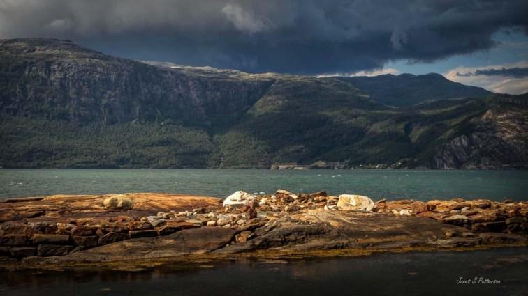 seascape, landscape, Norway, 2019