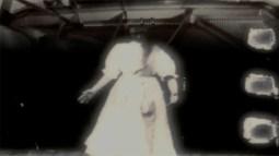 Video still from Somber Jacket Pie