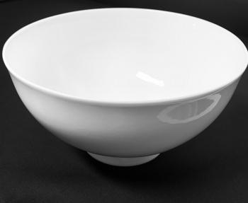 """Round Pedestal Bowl 10"""""""