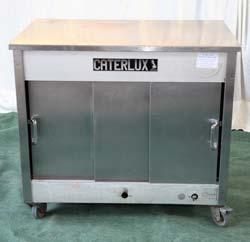 Large Gas Hotcupboard 1110w x 700d x 980h